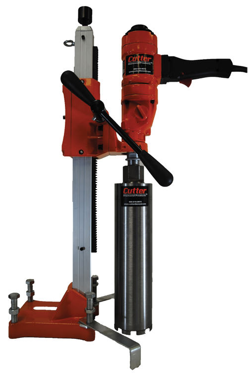 Core Drill with Stand Image