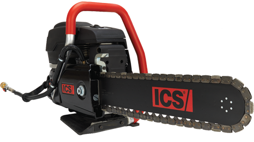 Gas Powered Utility Chainsaw Image
