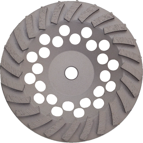 Cup Wheels (Segmented Turbo) Image