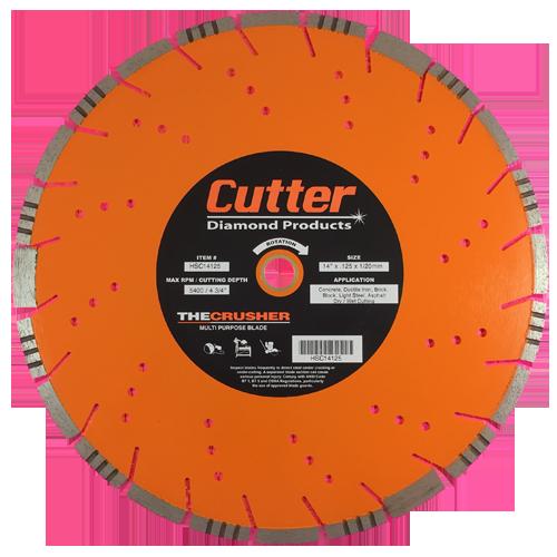 The Crusher Multi-Purpose Blade Image